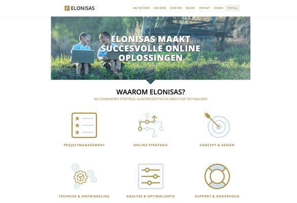 Screenshot Elonisas