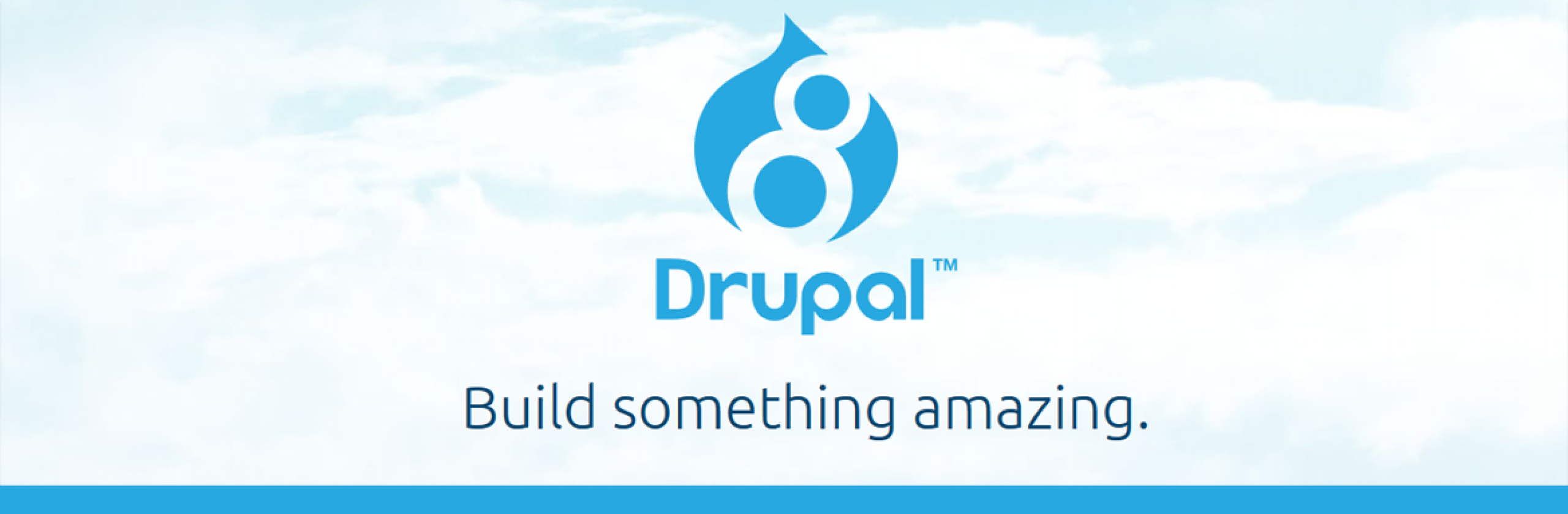 Drupal 8 - Build something amazing